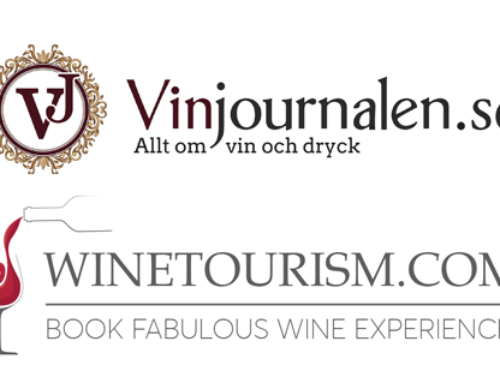 Our winery was featured in vinjournalen.se